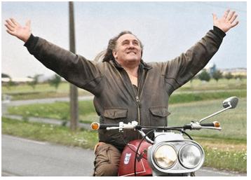 g rard depardieu 4000 d 39 amende et suspension de permis blog psychotestspermis. Black Bedroom Furniture Sets. Home Design Ideas