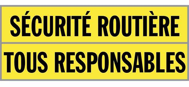 securite routière 2013